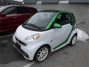 2014 smart fortwo electric drive Passion NAVI TOIT PANO GARANTIE