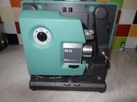 BELL & HOWELL 16 MM SOUND PROJECTOR