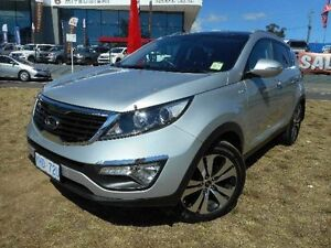 2010 Kia Sportage SL Platinum (AWD) Silver 6 Speed Automatic Wagon Belconnen Belconnen Area Preview