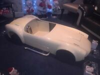 Beautiful Cream Coloured AC Dax Cobra Totrod Shell - Worth £2.500 Now Only £650