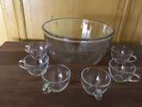Punch Bowl (Bodum) for summer garden parties or indoor entertaining £15