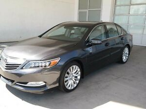 2014 Acura RLX RLX, TECH PACK, NAVI, LEATHER, SUNROOF