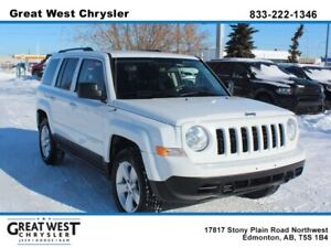 2011 Jeep Patriot North / Auto / Alloys / Low Kms / A/C / Power