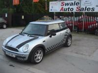 2003 MINI HATCH ONE 1.4 ONE D 3 DOOR 6 SPEED DIESEL VERY CLEAN CONDITION DIES