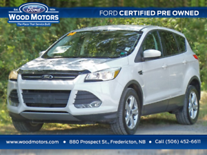 2014 Ford Escape SE Certified Pre-Owned