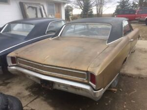 1966 & 1967 Beaumont Hardtop / plus 1984 GMC -all stored decades