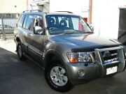 2004 Mitsubishi Pajero NP MY05 Exceed Gold 5 Speed Sports Automatic Wagon Tottenham Maribyrnong Area Preview