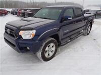 ** 2013 ** TOYOTA ** TACOMA ** TRD SPORT ** ONLY 9700 KM**