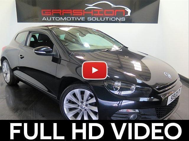 2012 Volkswagen Scirocco 2.0 TDI BlueMotion Tech GT 3dr