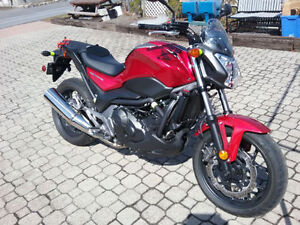 REDUCED!! AS NEW - 2014 NC750SA Honda Sport Bike