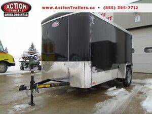 6X12 SCREWLESS CARGO TRAILER - BUILT TO LAST, PRICED TO SELL!! London Ontario image 1