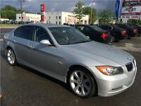 2007 BMW 3 Series 335xi TURBO 300HP SPORTS PKG MANUAL AWD SUNROO