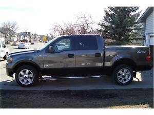 2008 FORD F-150 XLT SUPERCREW 60TH ANNIVERSARY 53 KMS $25,500.