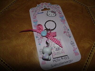 Hello Kitty ** Schlüsselanhänger ** Hello Kitty Woodland - Serie ~~ total SÜSS