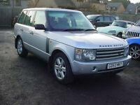 Range Rover 4.4 V8 auto Vogue 2004 (83,000 mls)