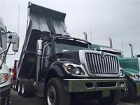 2015 Int'l WorkStar 7500 w/Dump Box