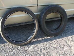 Harley Davidson tires Peterborough Peterborough Area image 1