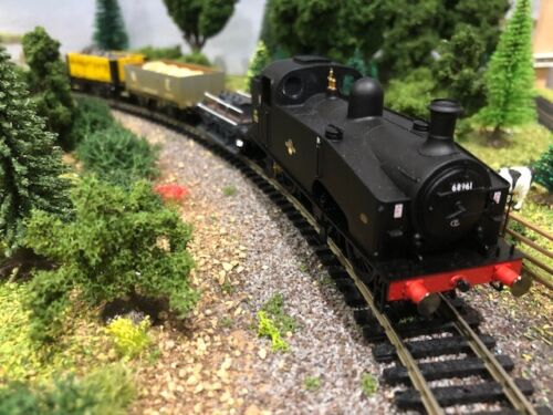 Hornby R3406 BR Late crest J50 Class