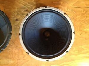 "SPEAKERS 12"" JENSEN, CELESTION, ALNICO, VINTAGE Peterborough Peterborough Area image 7"