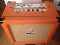 Orange Tiny Terror Combo