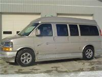 2006 Chevrolet Express Explorer Limited Conversion Van - AWD!!