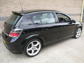 Vauxhall Astra MK 5 - 5 Door Model SRI Tailgate in Black inc Glass 2007