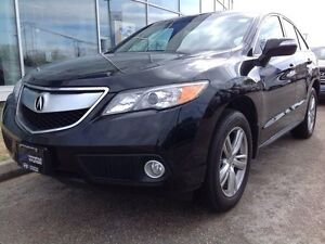 2014 Acura RDX At AWD Bluetooth Sunroof Leather