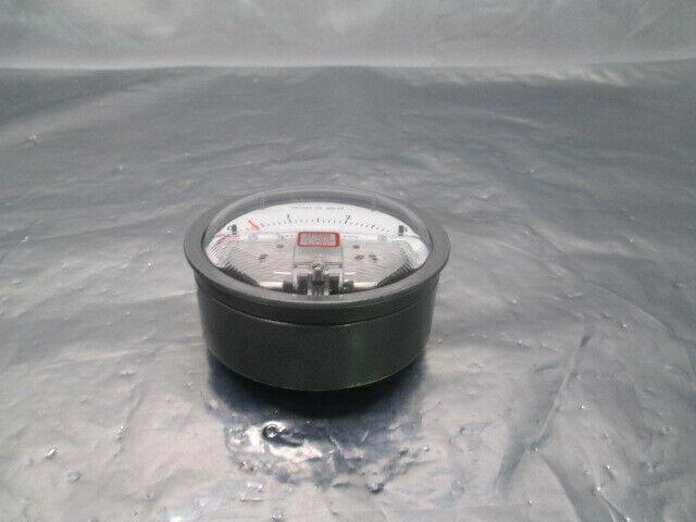 Dwyer W27AE NM Magnehelic Pressure Gauge Assy, 15 PSIG, 453812