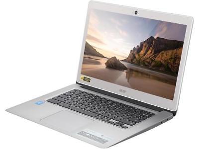 Acer CB3-431-C5FM Chromebook Intel Celeron N3160 (1.60 GHz) 4 GB LPDDR3 Memory 3