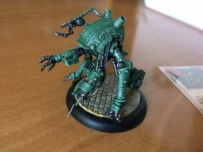 THE GUILD PEACEKEEPER MALIFAUX WYRD PAINTED