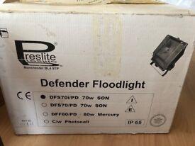Defender Flood Light