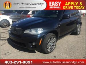 2012 BMW X5 35i M SPORT LEATHER NAVI B CAM