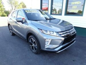 2019 Mitsubishi Eclipse Cross SE for only $215 bi-weekly all in!