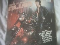 Vinyl LP Rock On With Alvin – Alvin Stardust MFP 50464 Stereo 1975
