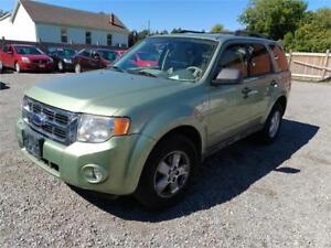 2008 Ford Escape XLT-AWD-V6-3L-in excellent shape-CERTIFIED