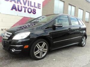 2011 Mercedes-Benz B-Class B 200 Turbo PANORAMIC ROOF SAFETY INC