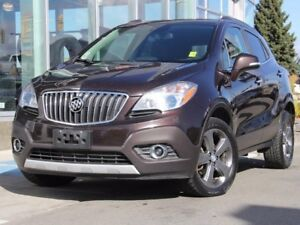 2014 Buick ENCORE Convenience All-wheel Drive Sport Utility