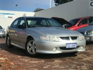 2001 Holden Commodore VX S Silver 4 Speed Automatic Sedan East Victoria Park Victoria Park Area Preview