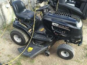 2007 MTD Gold Lawn Mower London Ontario image 1