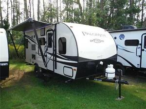 2017 Palomini 179RDS Ultra Lite Travel Trailer with Slideout