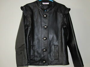 Goth or Punk or Biker Jacket for Halloween