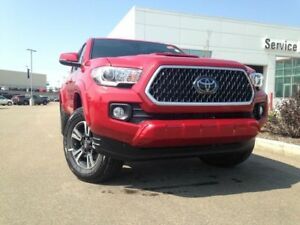 2018 Toyota Tacoma TRD Sport Upgrade 4x4 Double Cab 140.6 in. WB