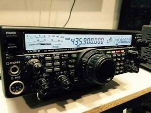 Yaesu FT-847 Earth station Carrum Downs Frankston Area Preview