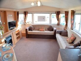 Amazing Caravan Now in Stock at Southerness Dumfries & Galloway Ayrshire Lanarkshire Glasgow
