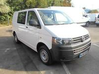 Volkswagen Transporter STARTLINE KOMBI SWB 2.0TDI 102PS VAN DIESEL MANUAL (2013)