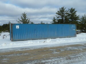 40ft.  Storage Container