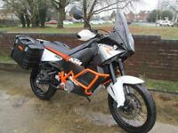 KTM 990 ADVENTURE R TOURING COMMUTING MOTORCYCLE