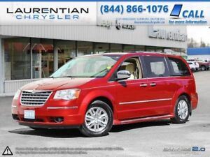2010 Chrysler Town & Country Limited-SO MANY GREAT FEATURES!