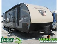 2016 Forest River Cherokee 274DBH Travel Trailer