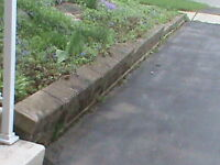 Looking for someone to repair a retaining wall